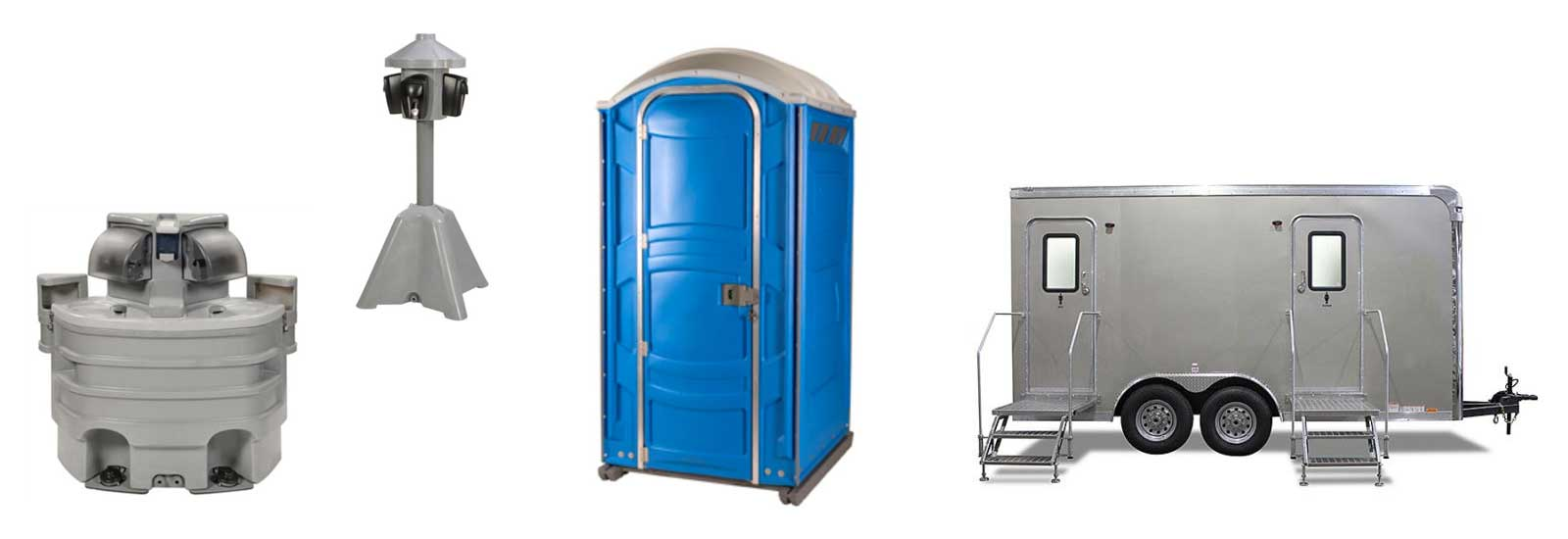 Portable toilet rentals in South Texas and Central Texas